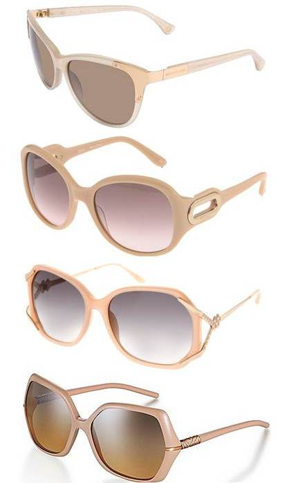Nude Sunglasses 2