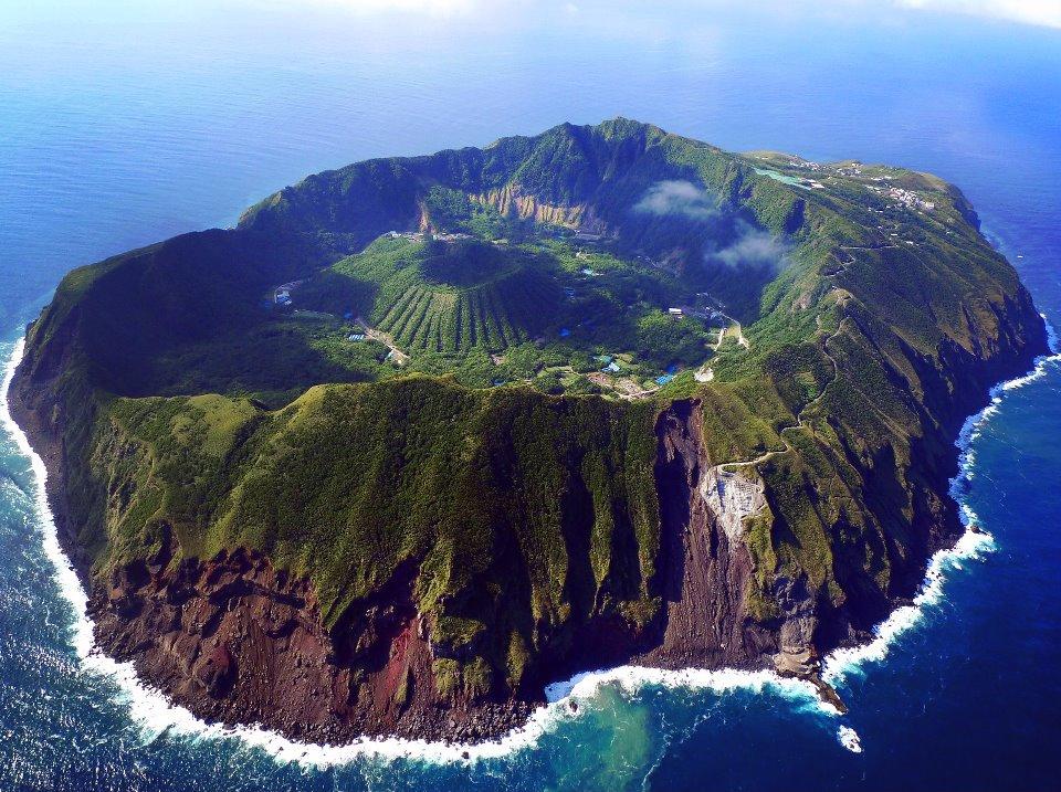 Aogashima-Japan