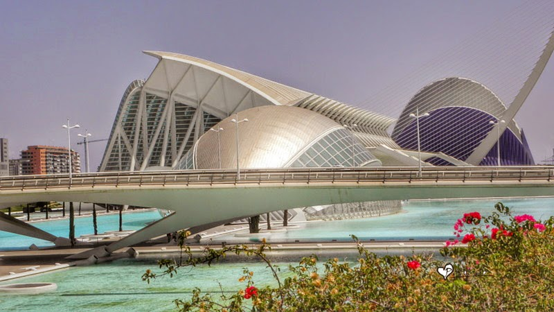Grad umetnosti i nauke u Valensiji, Španija