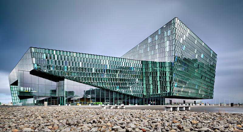 Harpa - Koncertna dvorana i konferencijski centar u Rejkjaviku, Island