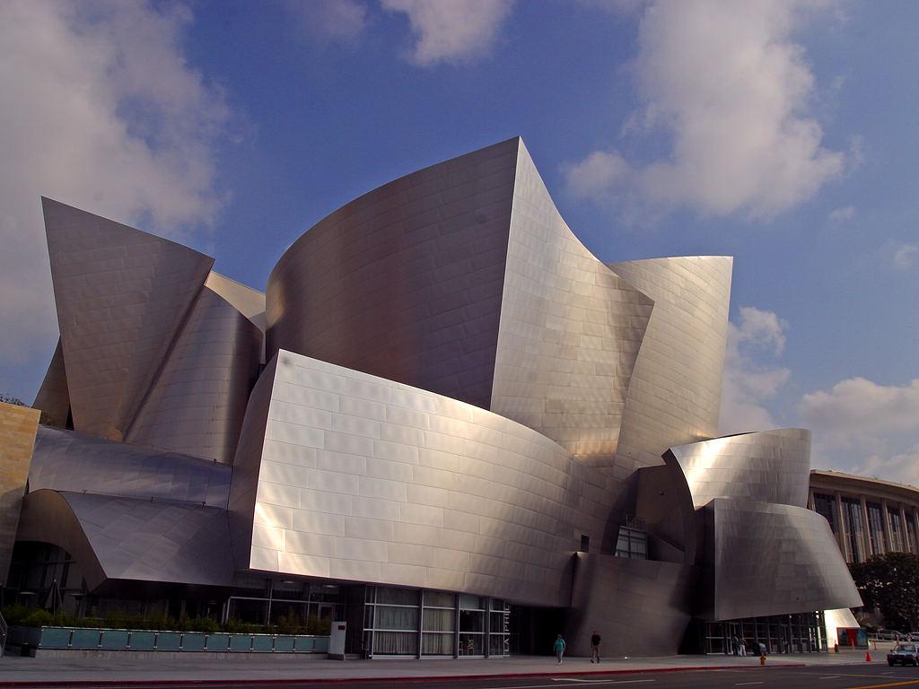 Koncertna dvorana ''Walt Disney'', Los Anđeles, Kalifornija