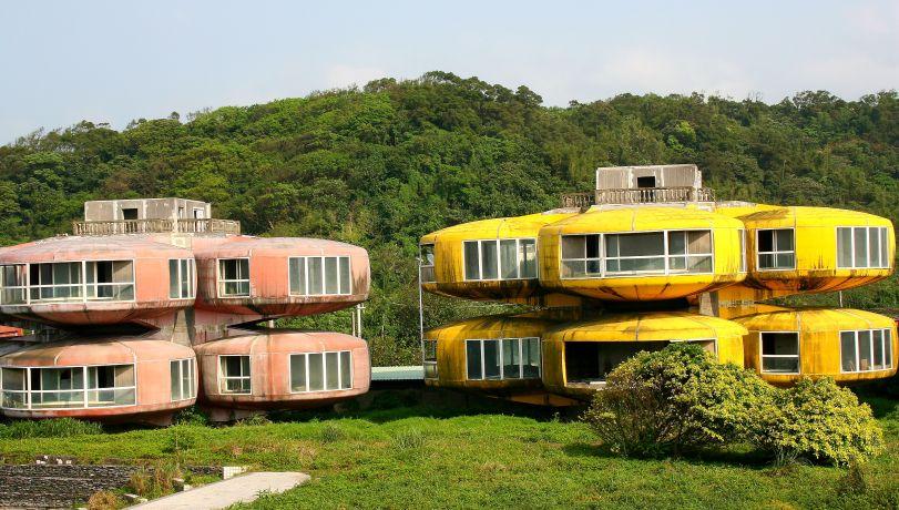 NLO kuće, Tajvan