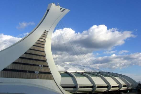 Olimpijski stadion, Montreal, Kanada