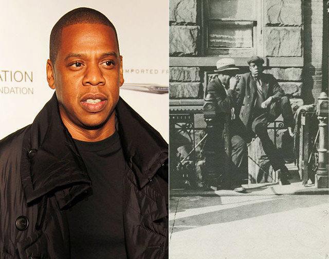 Jay Z i nepoznati muškarac iz Harlema (Njujork)
