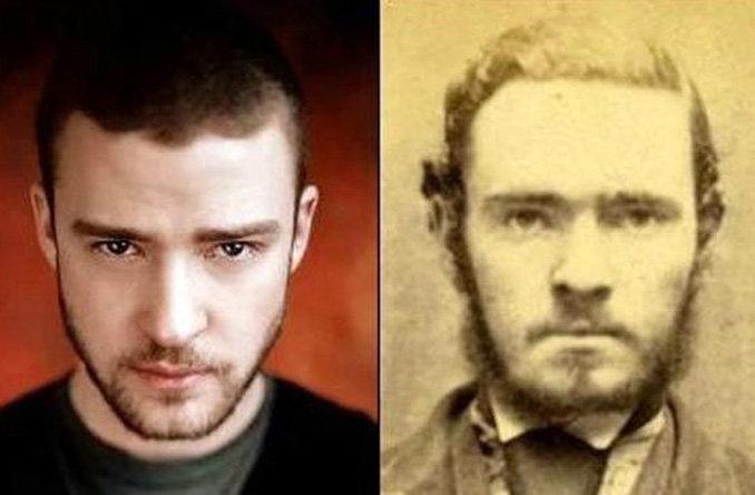 Justin Timberlake i nepoznati muškarac