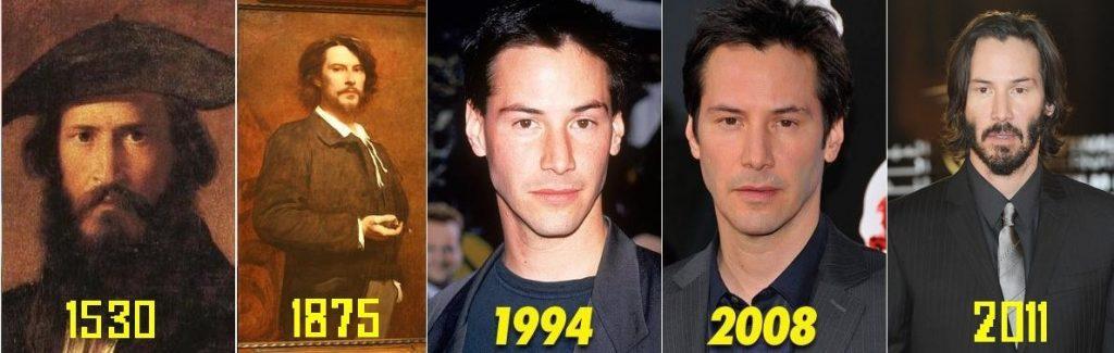 Keanu Reeves kroz istoriju
