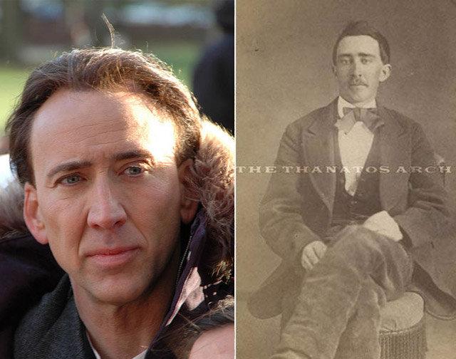 Nicolas Cage i učesnik građanskog rata u Americi