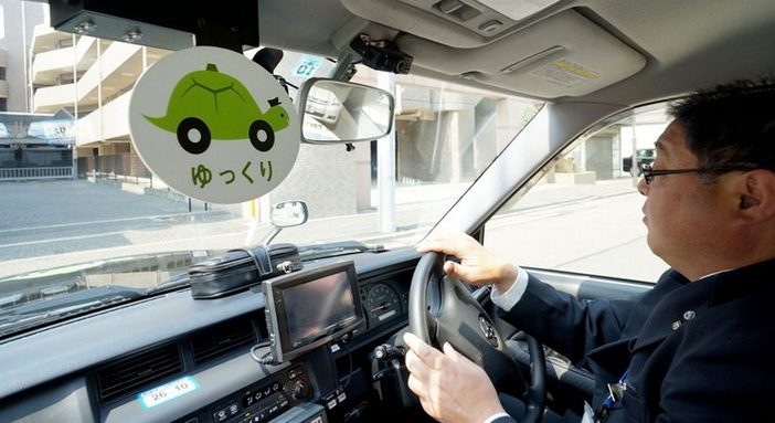 kornjača taksi