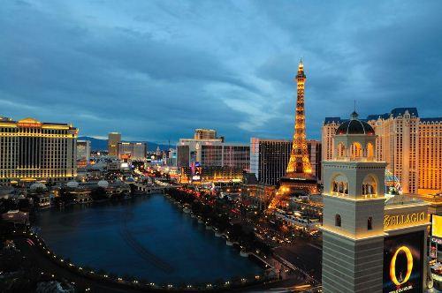 Las Vegas bulevar