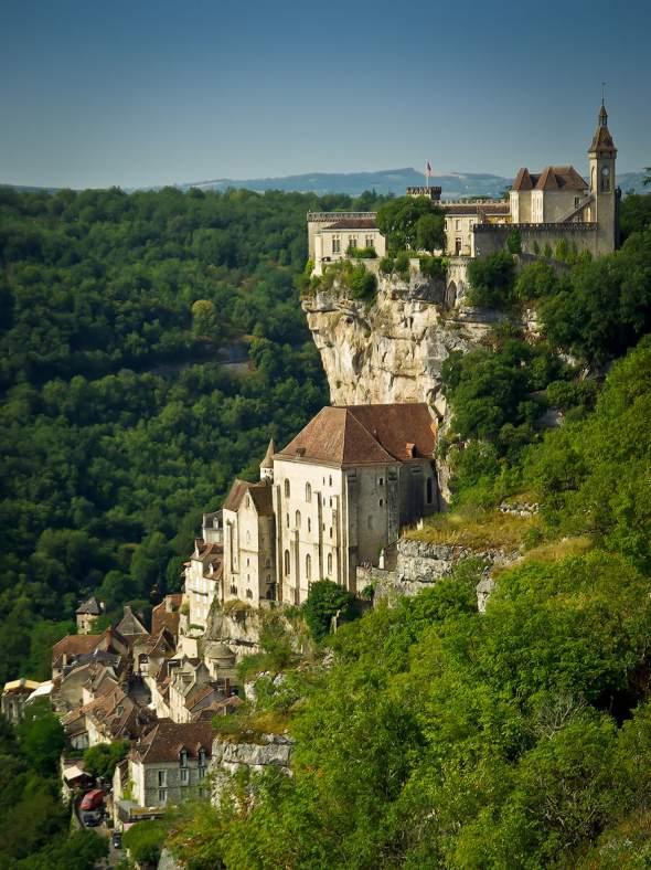 Rokamadur, Francuska