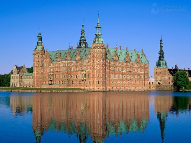 Zamak_Frederiksborg