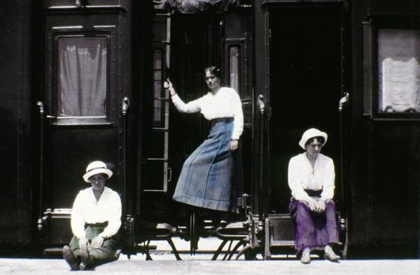 Marija, Olga i Tatjana