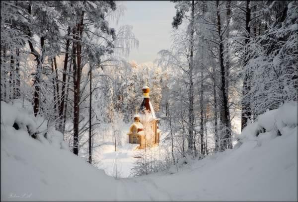 crkva na kamenu rusija