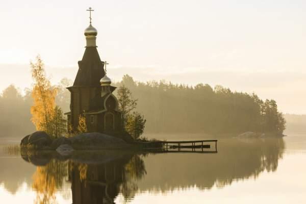 crkva svetog andreja rusija