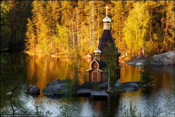 reka vuoksa rusija