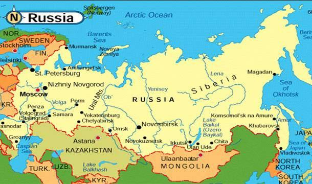 granica između rusije i koreje