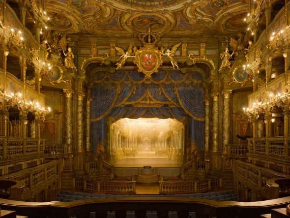 Markgrofovska opera