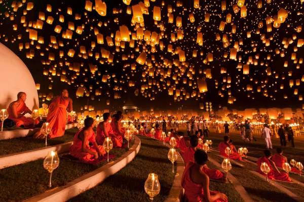 festival lampiona