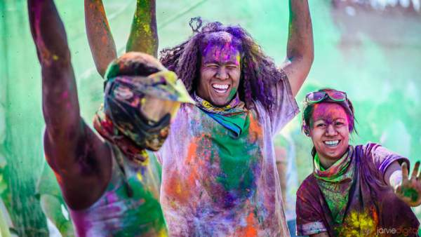 festival boja holi