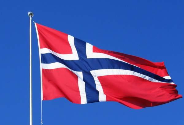 zastava norveške