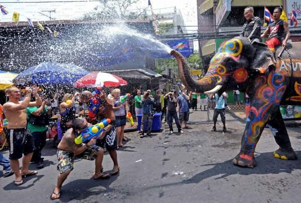 vodeni festival