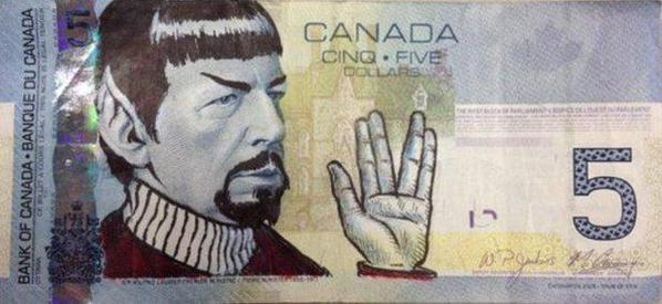spock your fives