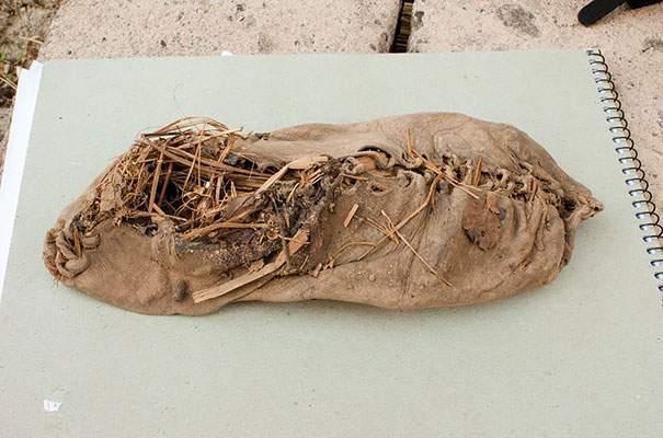 najstarija cipela