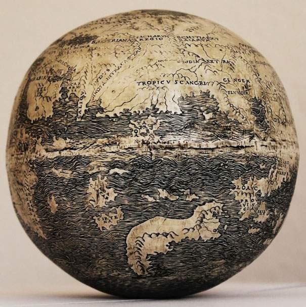 najstariji globus