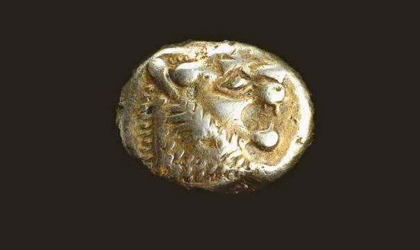 najstariji novčić