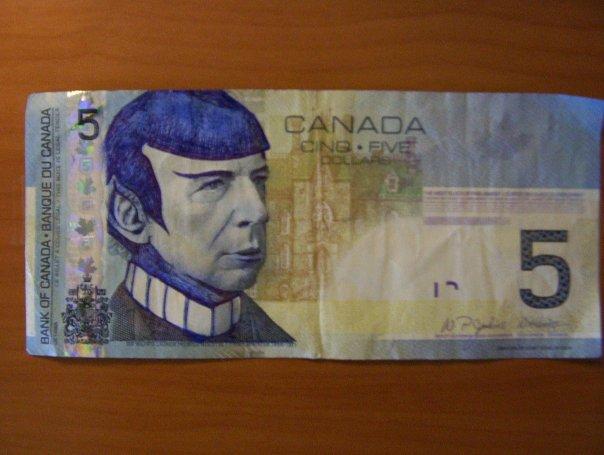 spock fives