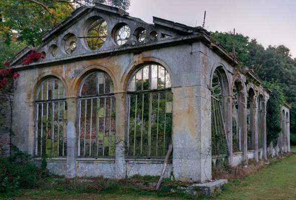 Napuštena vila