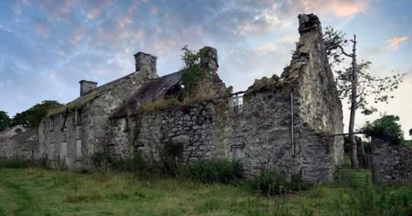 Kuća na farmi na Anglsiju