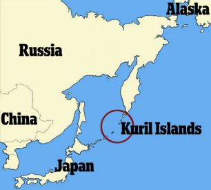 Kuril-Islands