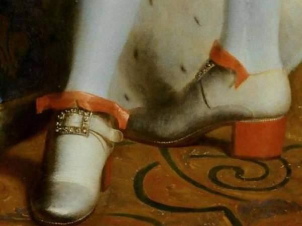 Cipele Luja IV