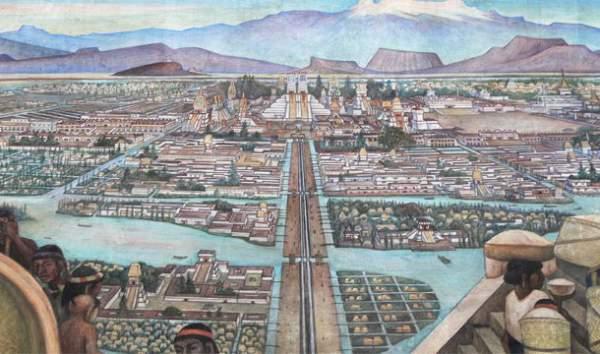 prestonica astečkog carstva