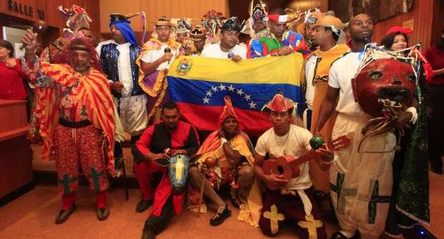 dani kulture venecuele
