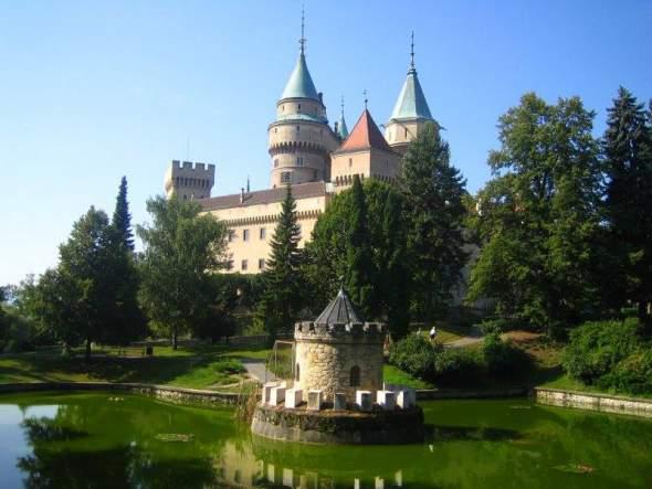 Bojnjički zamak