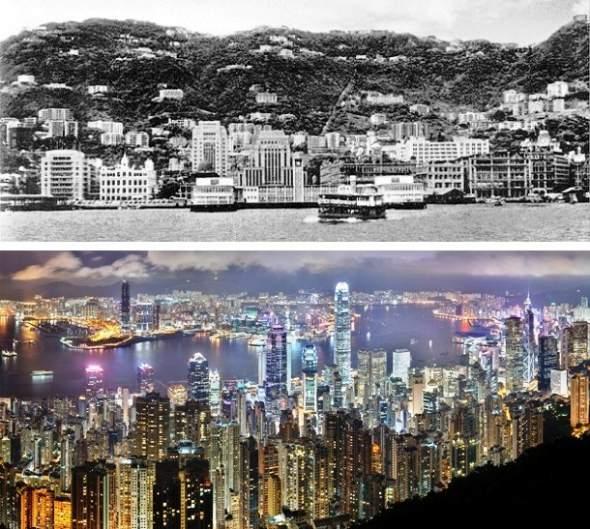 HK nekad sad