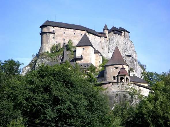 Oravski zamak