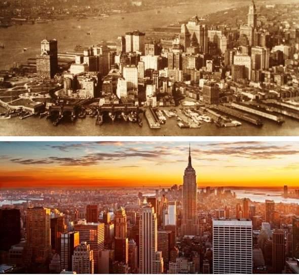 njujork nekad sad