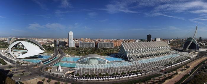 Valensija, grad umetnosti i nauke