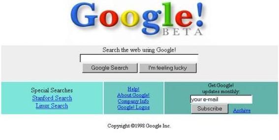 prvi google