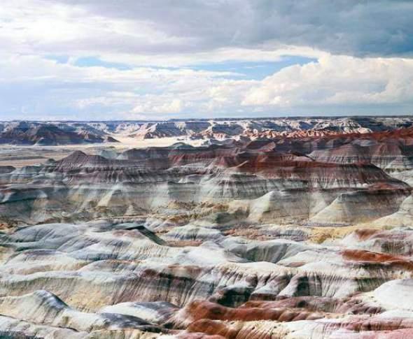 obojena pustinja arizona