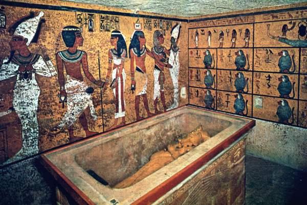 tutankamonov grob