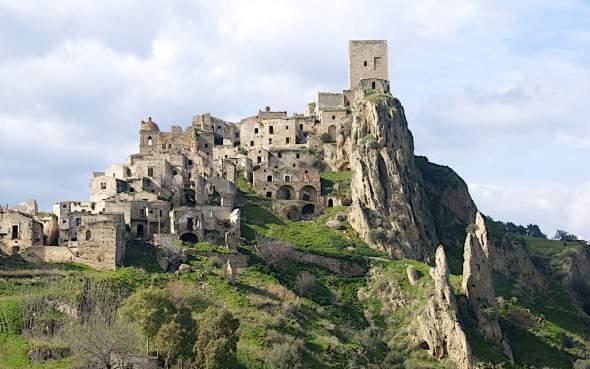 Krako, Italija
