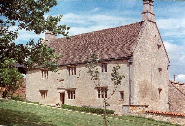 Njutnova kuća Vulstrop Manor