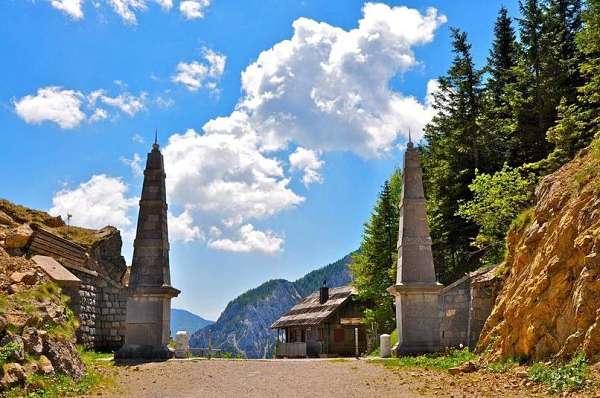 granica između austrije i slovenije
