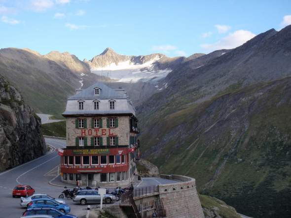 belvedere hotel svajcarska