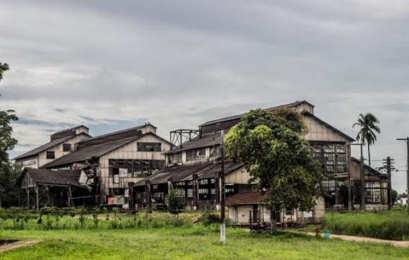 napustena fabrika fordlandia