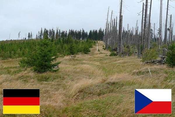 granica između nemačke i češke